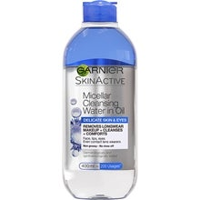 Micellar Water in Oil Delicate Blue