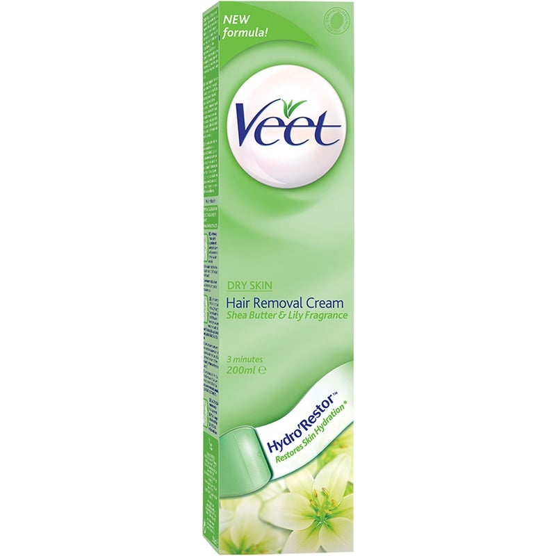 Hair Removal Cream For Dry Skin