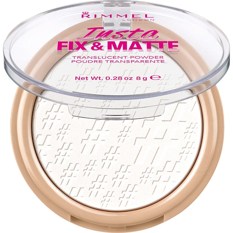 Rimmel Insta Fix And Matte Powder