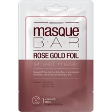 Rose Gold Foil Sheet Mask
