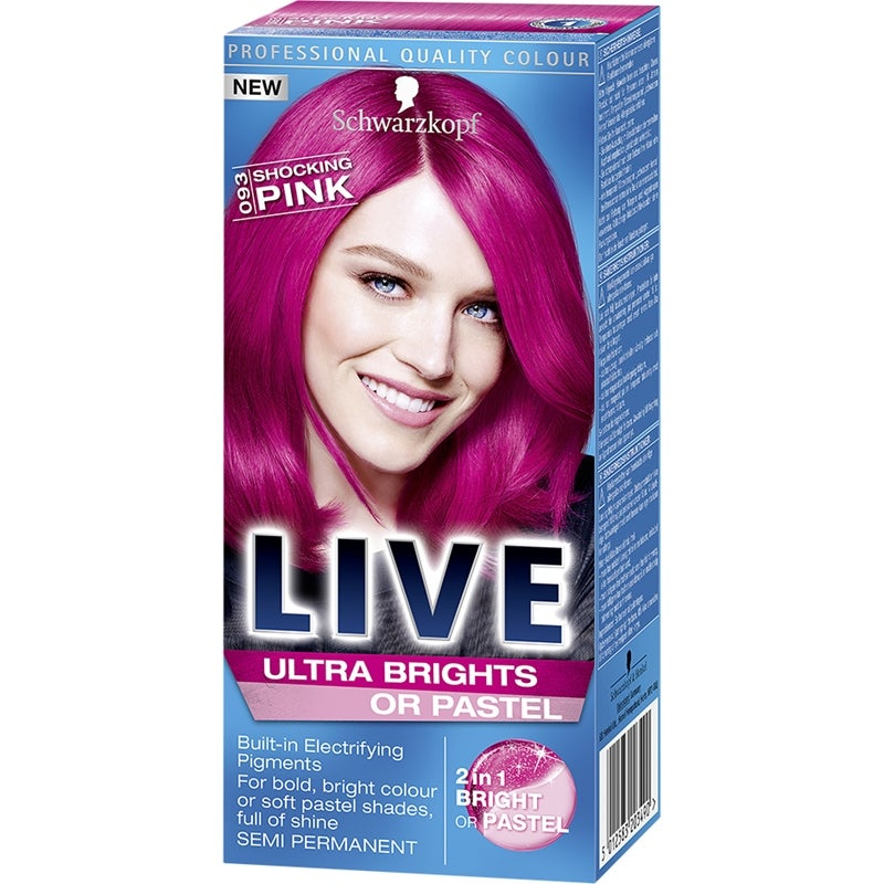 Live Color Ultra Brights Or Pastel