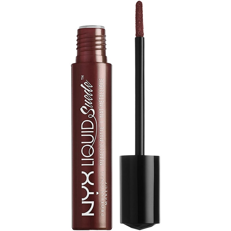 NYX Professional Makeup Liquid Suede Metallic Matte
