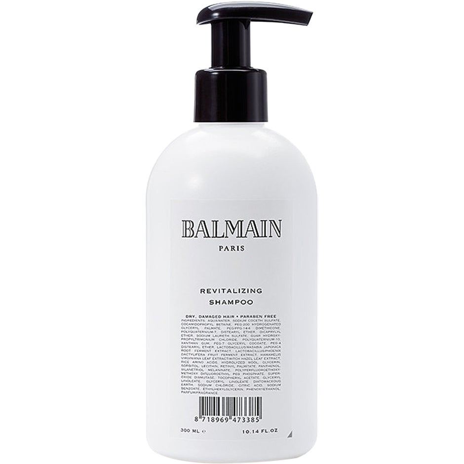 Bilde av Balmain Revitalizing Shampoo, 300 Ml Balmain Hair Couture Shampoo