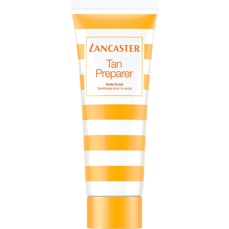 Tan Preparer Body Scrub