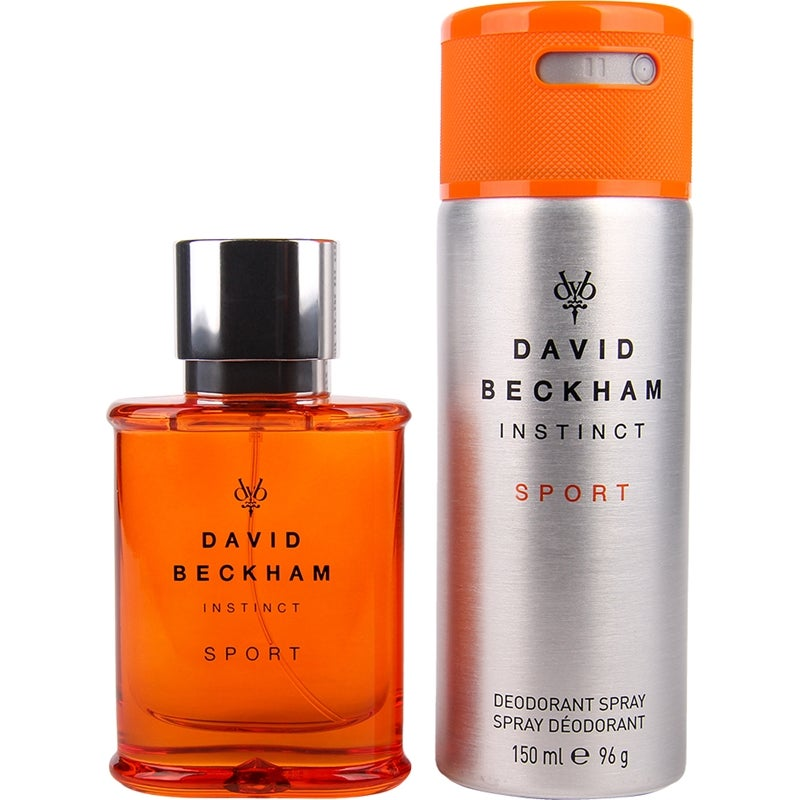 David Beckham Instinct Sport Duo