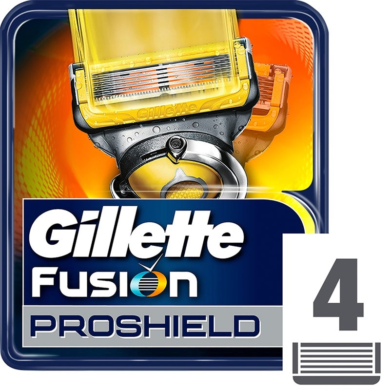 Gillette Proshield Manual