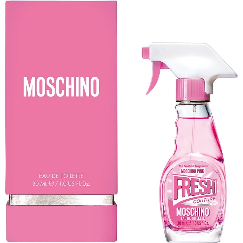 Fresh Couture Pink EdT