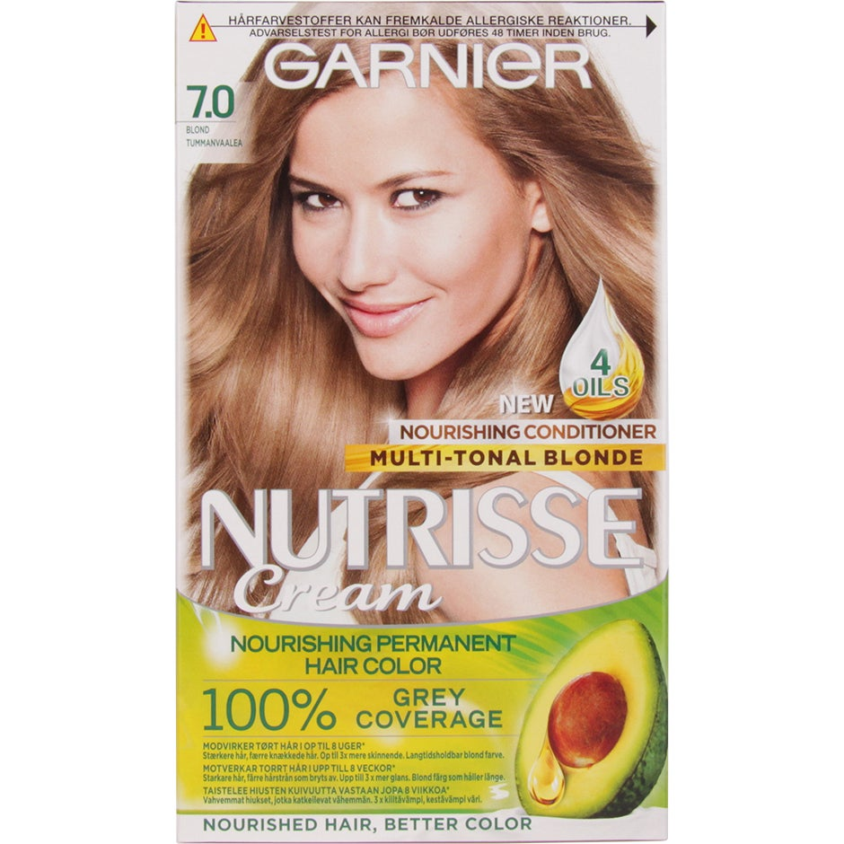 nutrisse hårfarge