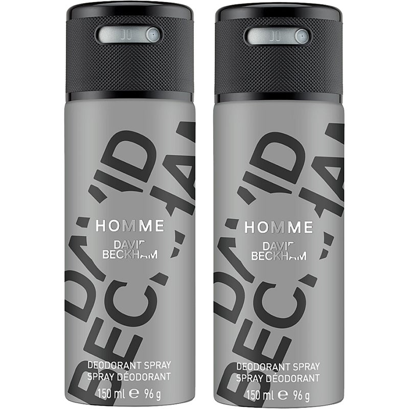 David Beckham Homme Duo