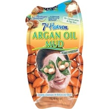 Argan Oil Mud