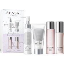 Saho Set (Double Cleansing, Double Moisturising)