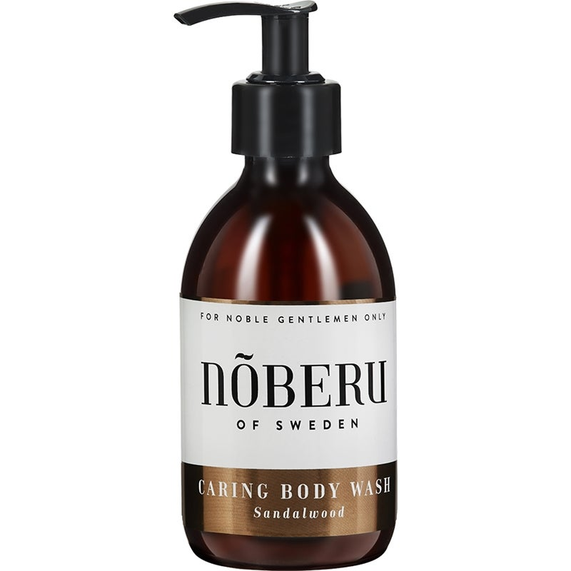 Nõberu of Sweden Body Wash
