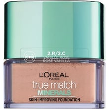 True Match Minerals Powder Foundation