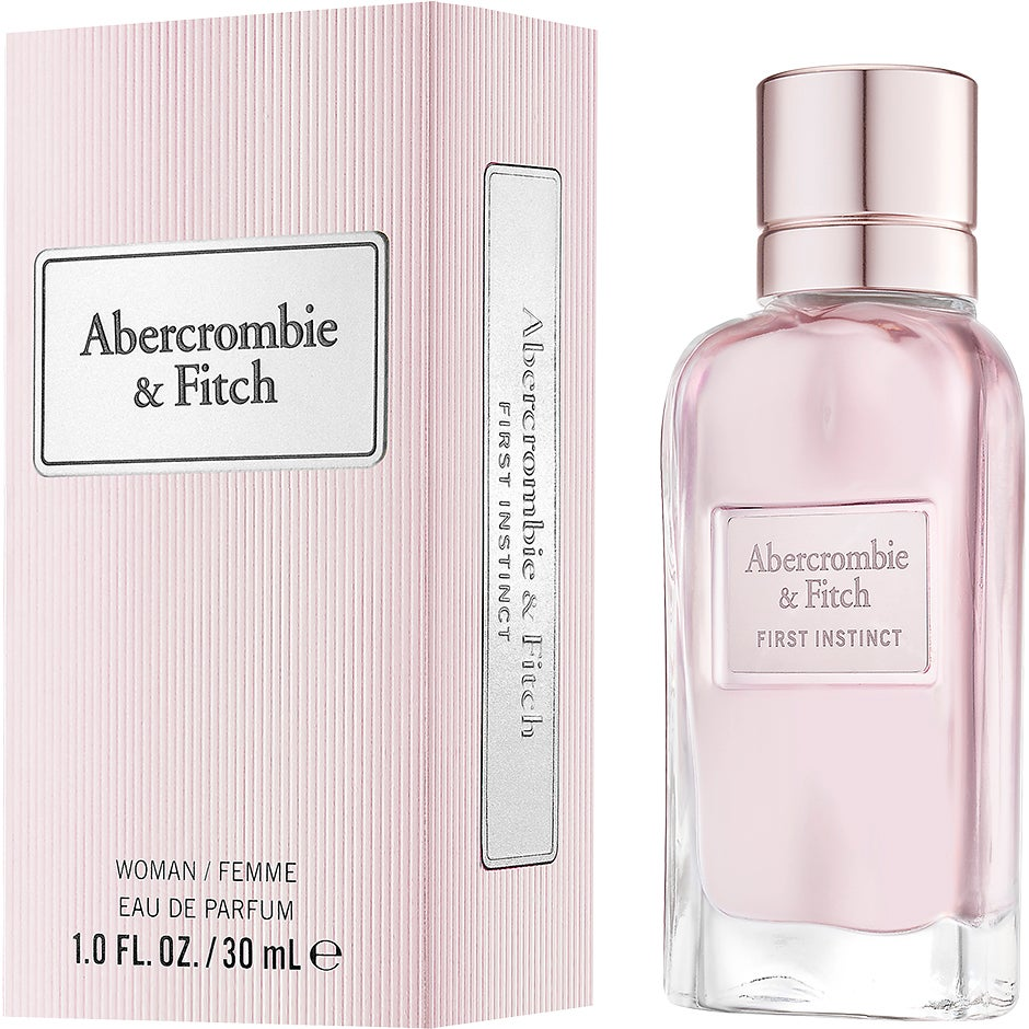 Bilde av Abercrombie & Fitch First Instinct Woman , 30 Ml Abercrombie & Fitch Parfyme