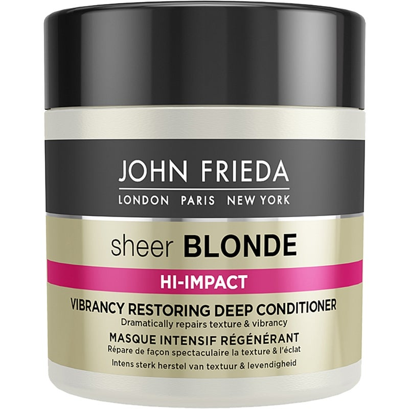 John Frieda Hi-Impact Restoring Deep Conditioner