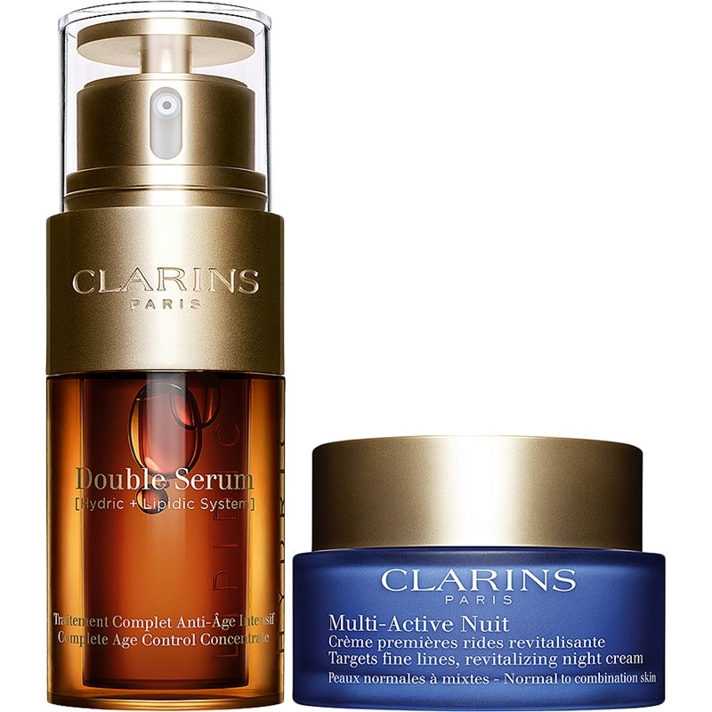 Clarins Skin Care Duo