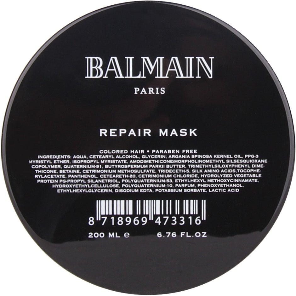Bilde av Balmain Repair Mask, 200 Ml Balmain Hair Couture Hårmaske
