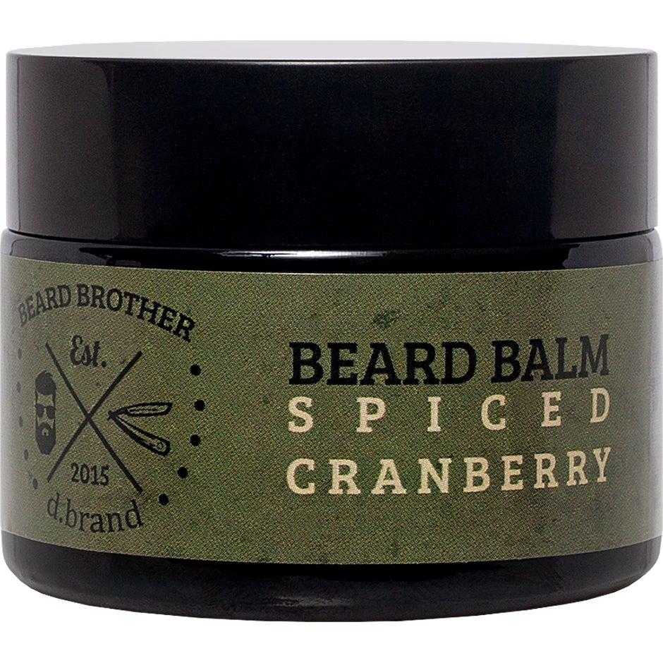 Bilde av Beard Balm, 50 Ml Beard Brother X D.brand Skjeggolje & Skjeggvoks