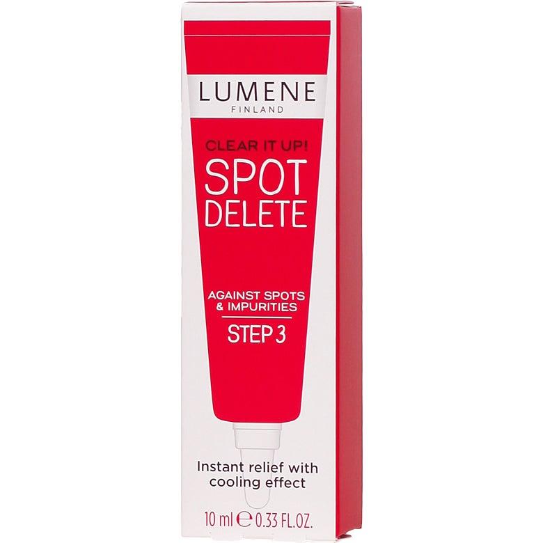 lumene clear it up spot delete