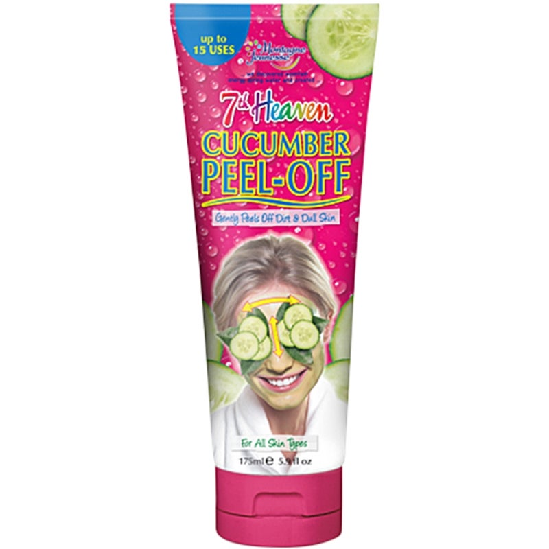 7th Heaven Cucumber Peel-Off Masque