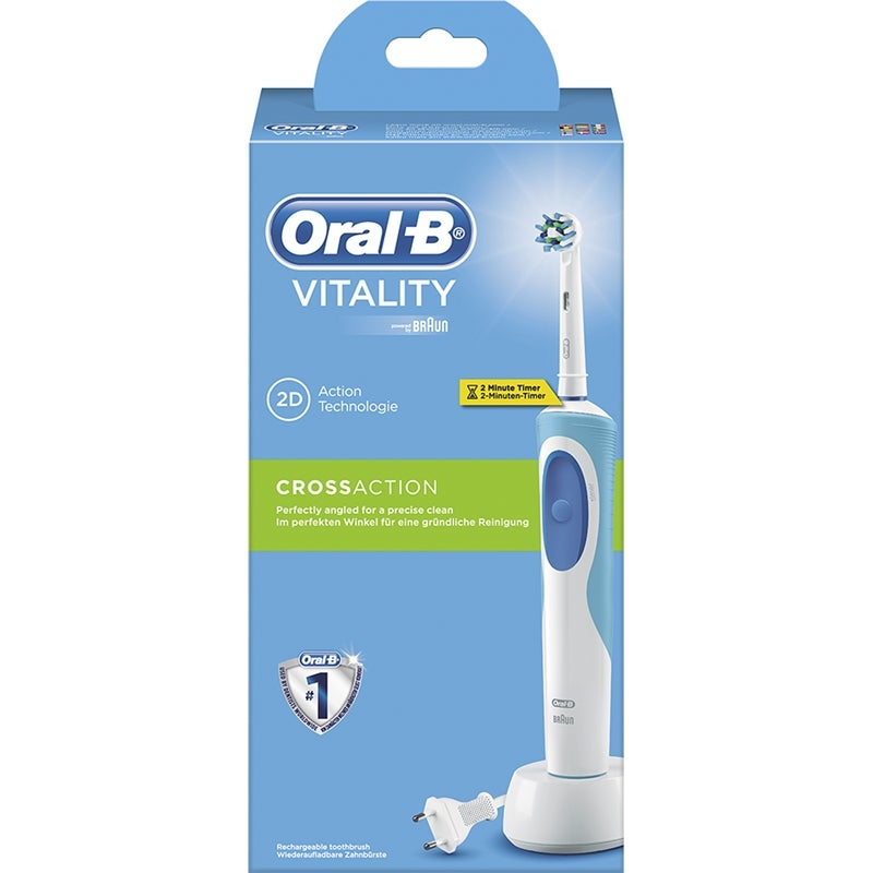 Oral-B Vitality CrossAction
