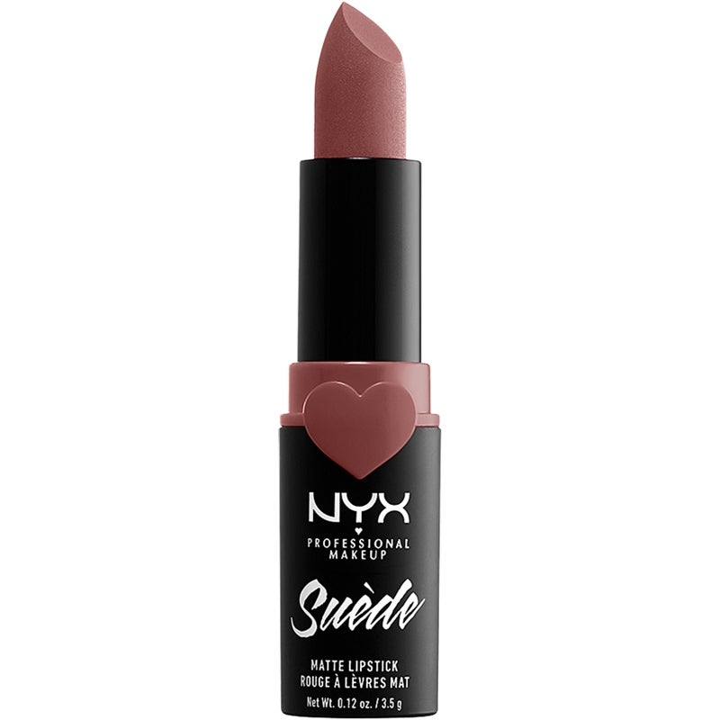 NYX Professional Makeup Suede Matte Lipstick