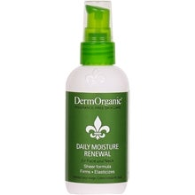 Daily Moisture Renewal for Face and Neck