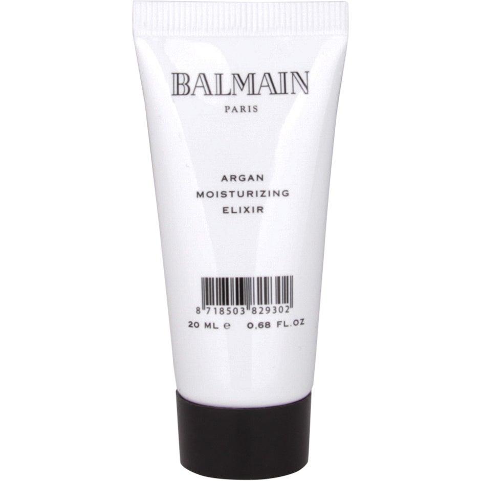 Bilde av Balmain Argan Moisturizing Elixir, 20 Ml Balmain Hair Couture Hårolje