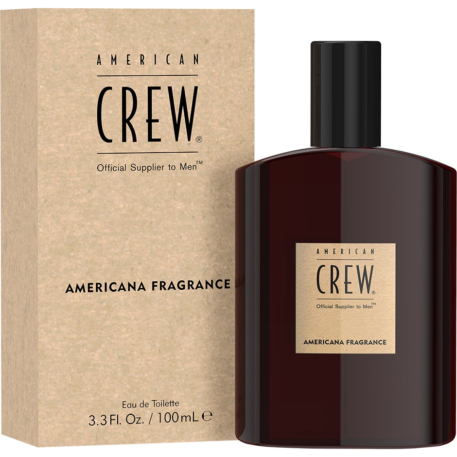 Bilde av American Crew Americana Edt, 100 Ml American Crew Parfyme