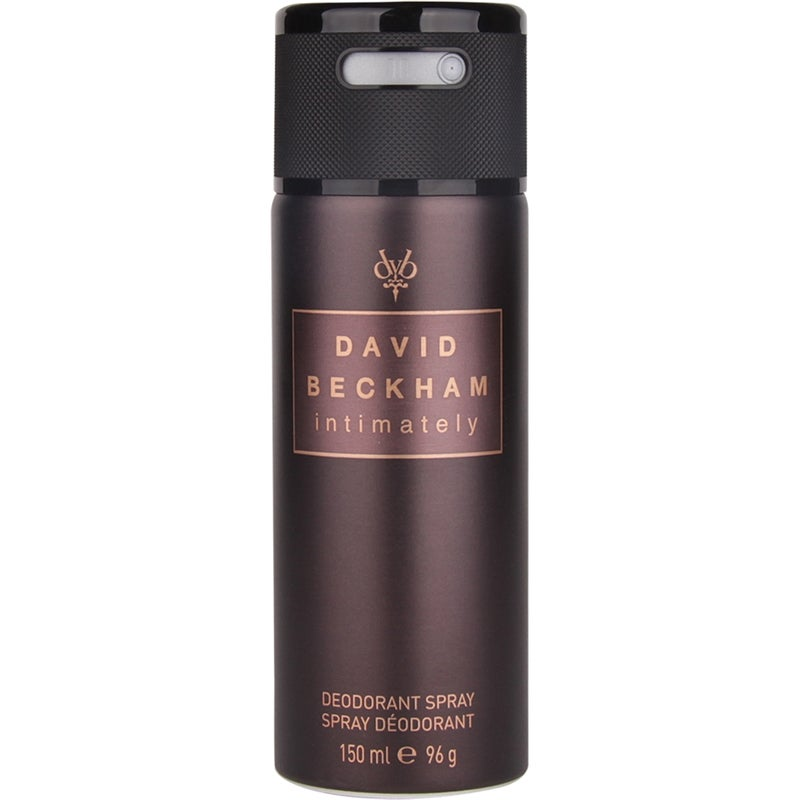 David Beckham Intimately Deospray