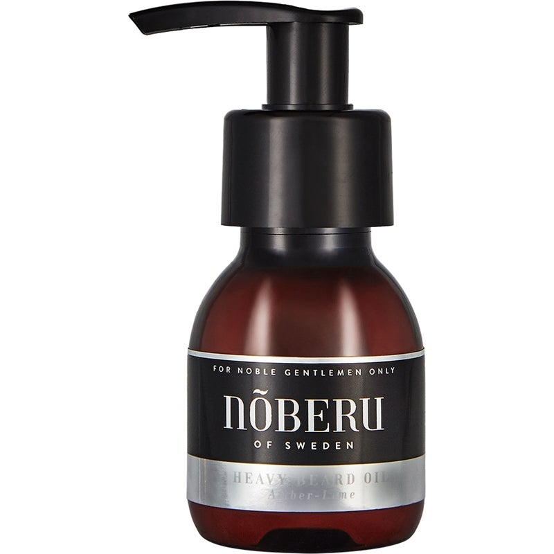 Nõberu of Sweden Heavy Beard Oil
