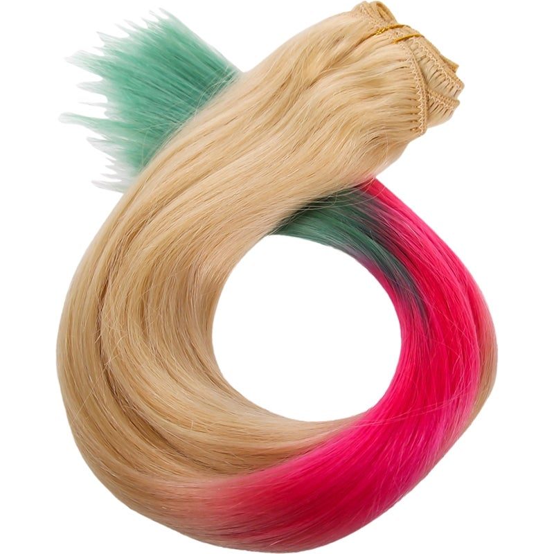 Rapunzel of Sweden Dip Dye Clip-In