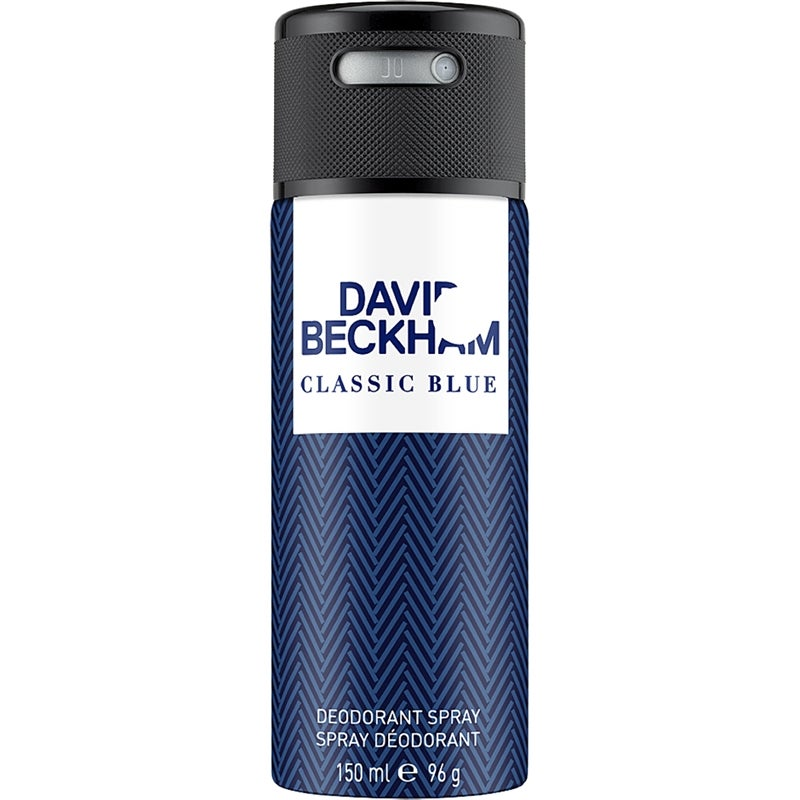 David Beckham Classic Blue Deospray