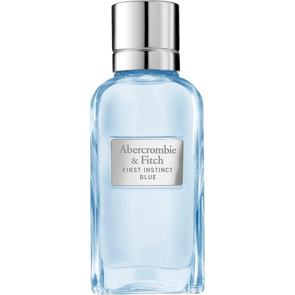 Bilde av Kjøp Abercrombie & Fitch First Instinct Blue For Women Edp, 30 Ml Abercrombie & Fitch Parfyme Fri Frakt