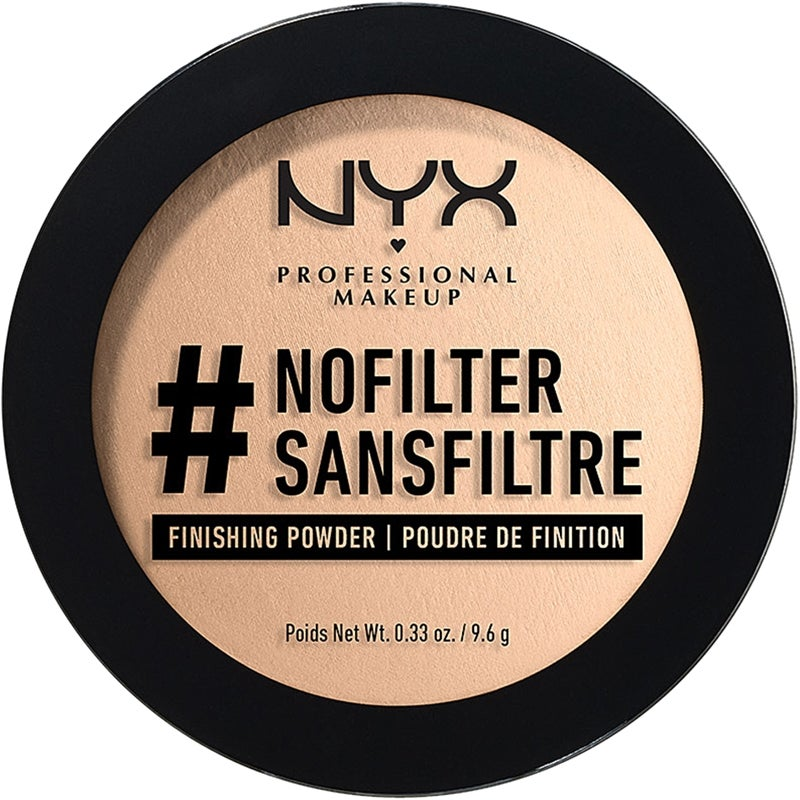 NYX Professional Makeup NOFILTER Finishing Powder