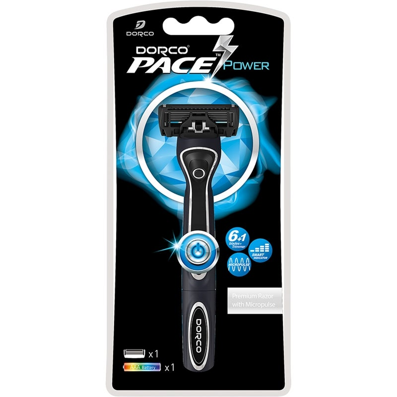 Dorco Pace Power System Razor