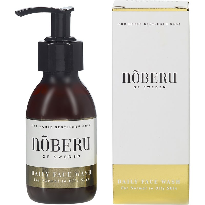 Nõberu of Sweden Daily Face Wash