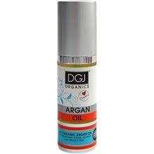 DGJ Organics Argan Oil