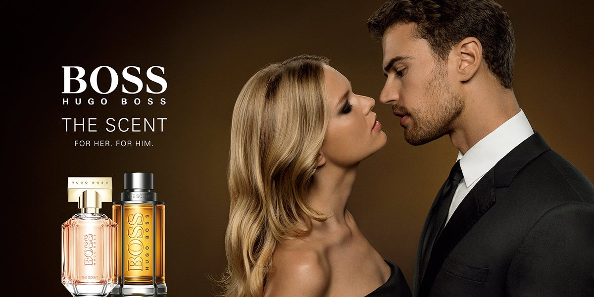 Hugo Boss Boss The Scent for Her for Him