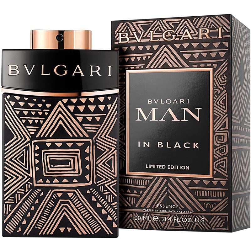 Bvlgari Man Black Essence