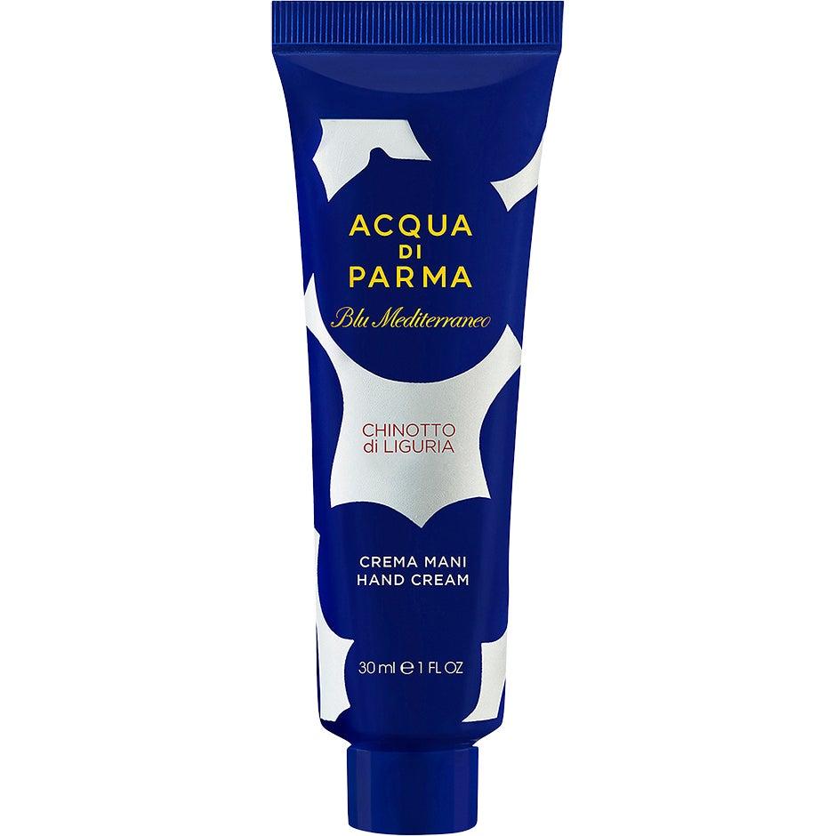 Bilde av Acqua Di Parma Blu Mediterraneo Chinotto Di Liguria Hand Cream, Hand Lotion 30 Ml Acqua Di Parma Håndkrem