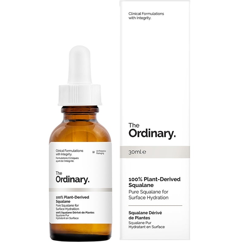 The Ordinary. 100% Plant Derived Squalane