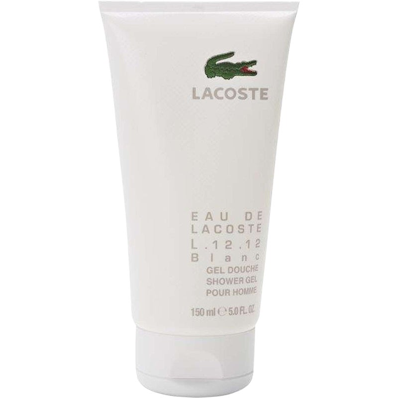 Eau De Lacoste Blanc Shower Gel