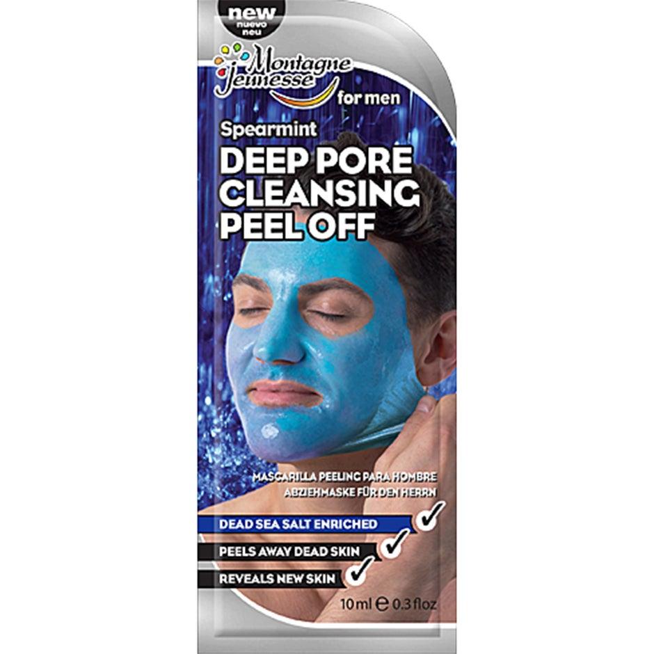 Bilde av Kjøp Men's Spearmint Deep Pore Cleansing, 10 Ml 7th Heaven Ansiktsmaske Fri Frakt