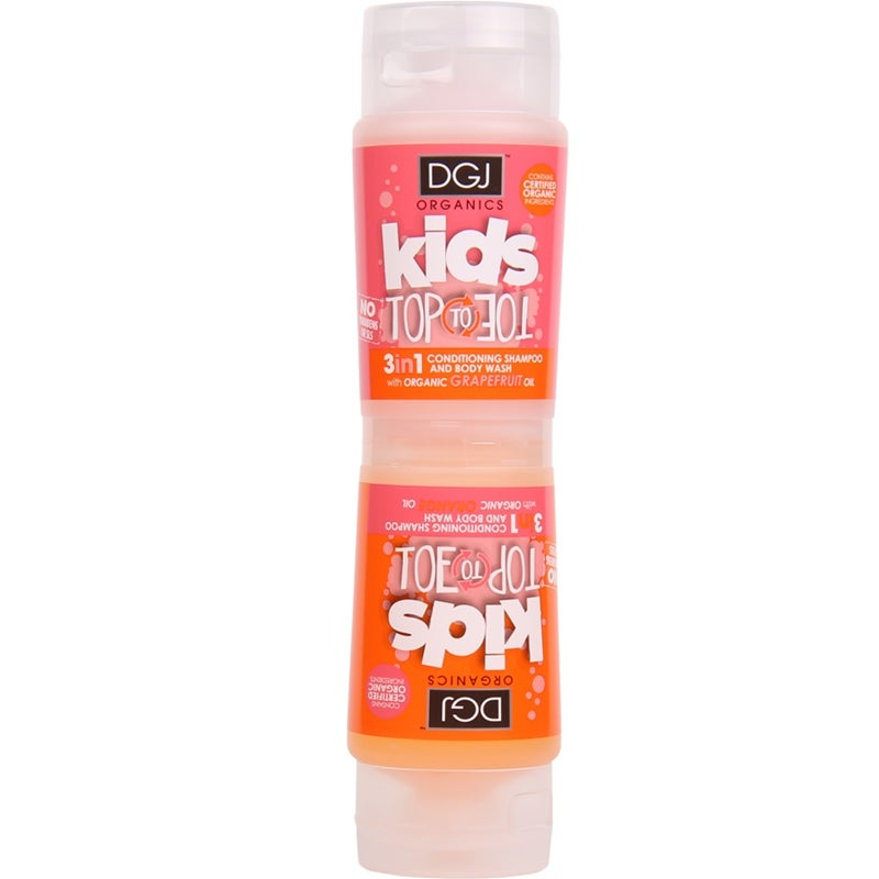 DGJ Organics Kids Top To Toe 3 in 1