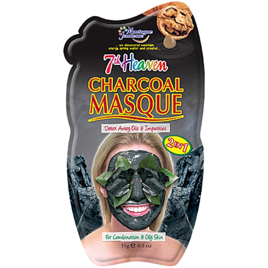 Bilde av Kjøp Charcoal Masque, 15g 7th Heaven Ansiktsmaske Fri Frakt