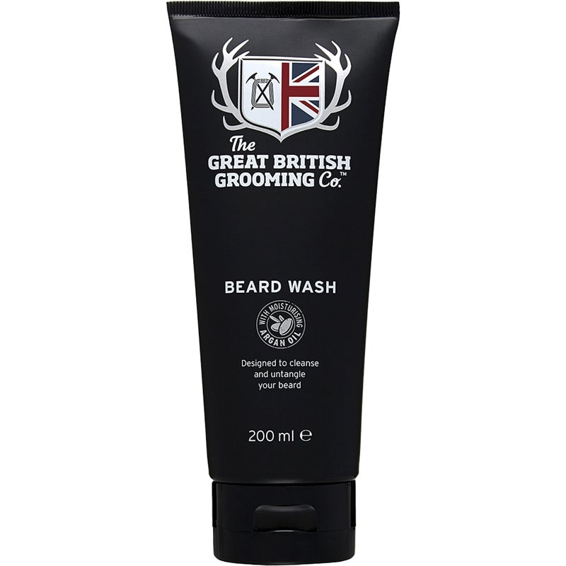 The Great British Grooming Co. Beard Wash