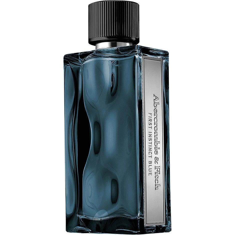Bilde av Kjøp Abercrombie & Fitch First Instinct Blue For Men Edt, 50 Ml Abercrombie & Fitch Parfyme Fri Frakt