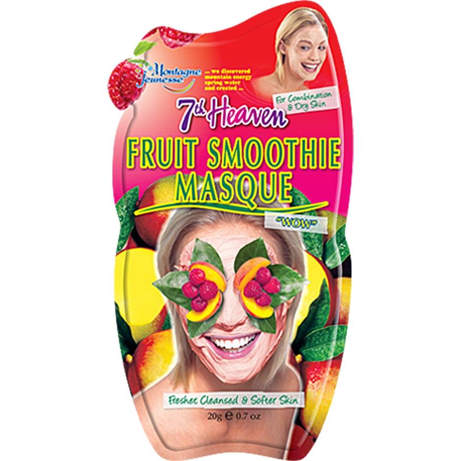 Bilde av Kjøp Montagne Jeunesse Fruit Smoothie, 7th Heaven Ansiktsmaske Fri Frakt