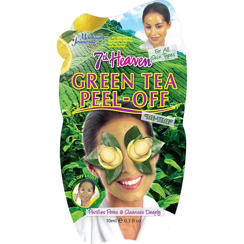 7th Heaven Green Tea Peel-Off